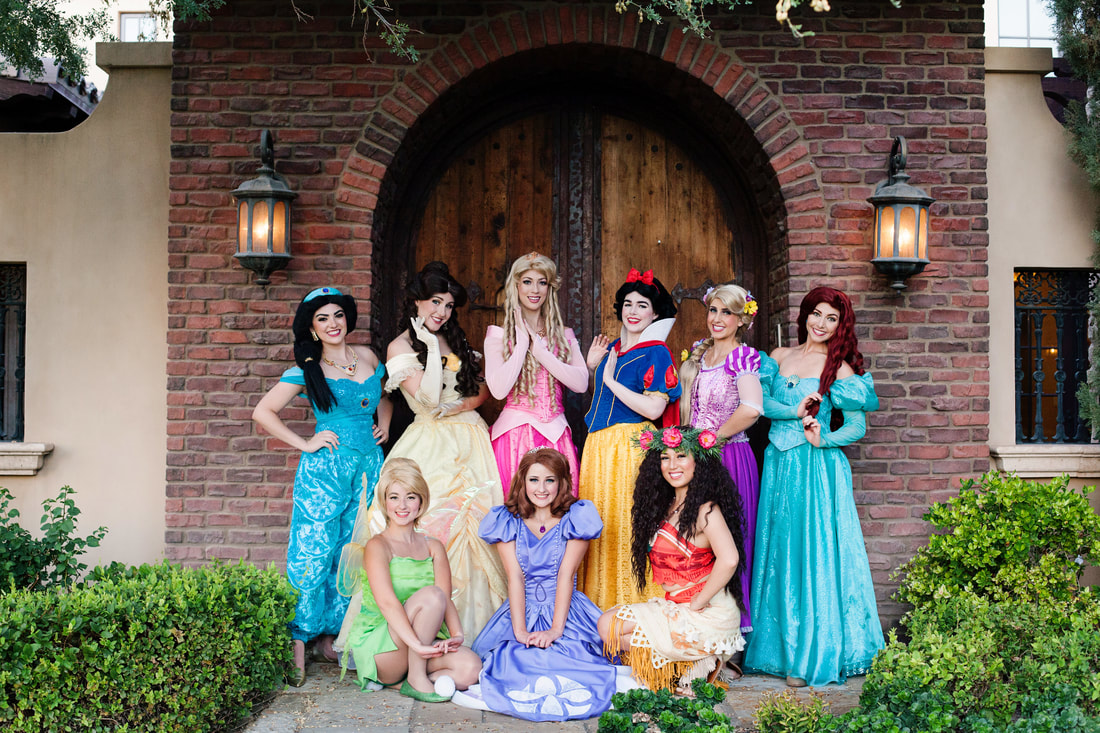 Fairytale Events Fairytale Events And Princess Parties