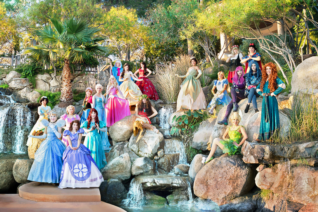 Fairytale Events Fairytale Events And Princess Parties Arizona